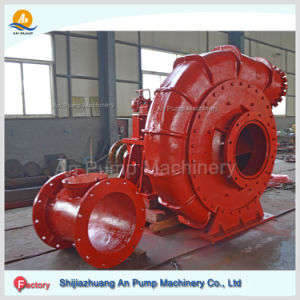 Large Heavy Duty Centrifugal Mining Diesel Engine Sand Pump pictures & photos