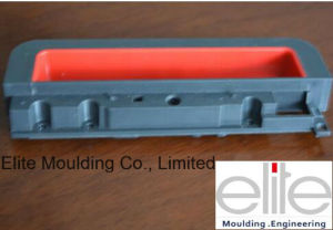2k Injection Mould for Computer Plastic Handle Parts pictures & photos