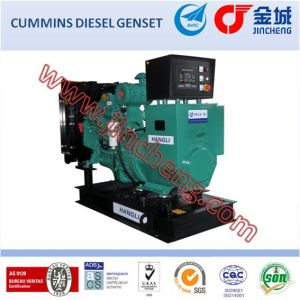 Diesel Generator Powered by Cummins Engine pictures & photos