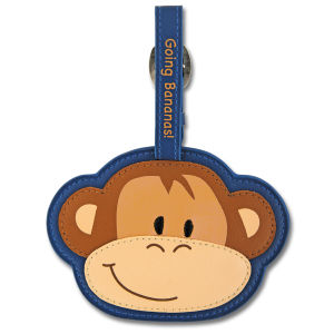Fashion Cartoon Rubber Silicone Luggage Tag with Printing Custom Logo pictures & photos