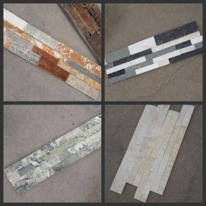 Latest Design Culture Slate/Quartz Tiles for Wall Cladding pictures & photos