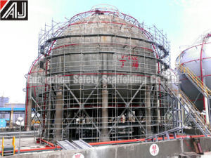 Guangzhou Manufacturer Steel Galvanized Ringlock Scaffolding pictures & photos