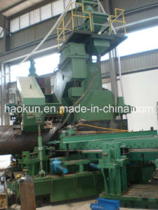 SSAW Pipe Production Line (DIA406-1620mm) Spiral Pipe Machine pictures & photos