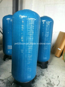 150 Psi PE Liner FRP Vessel 1665 with CE Certificate for Water Treatment pictures & photos