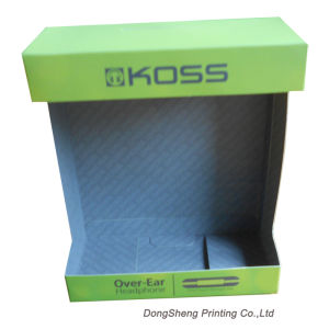 Expert Supplier of Paper Packaging Box for Electronic Product (HeadPhone)