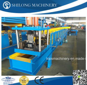 High Quality C and Z Purlin Interchangeable Roll Forming Machine pictures & photos