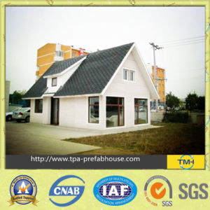 Modern Features Style Prefabricated House pictures & photos