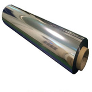 Metallized Pet Film for Paper Board Lamination pictures & photos