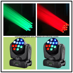 CREE 12X10W Quad LED Beam Moving Head Stage Light pictures & photos