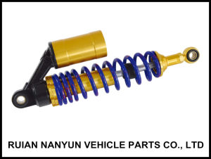 Nanyun Wire Drawing Motorcycle Shock Absorber with Airbag (QS-3019)