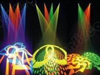 Mini CREE 10W LED Spot Moving Head for Club (HL-014ST) pictures & photos