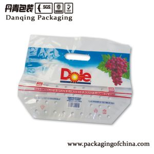 Danqing Food Packaging Fruit Vent Packaging Bag Grape Packing pictures & photos