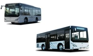 Low Floor City Bus Chanagn Bus Sc6901 35 Seats Diesel CNG pictures & photos