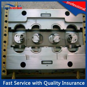 Injection Plastic Mould Making for Square ABS Parts pictures & photos