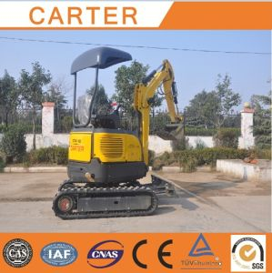 CT16-9bp with Canopy Hydraulic Multifunction Crawler Mini Excavator pictures & photos