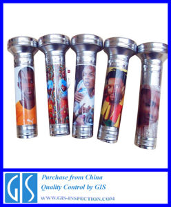 Pre-Shipment Inspection Service for Flashlight in China pictures & photos