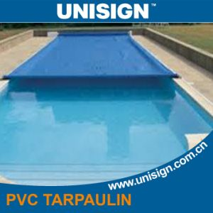 High Quality Colourful Waterproof PVC Tarpaulin for Swimming Pool pictures & photos