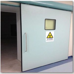 High-Quality CT Room X-ray Protective Lead Door