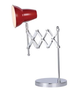 Simple Design Lilca Lampshade Steel Table Lamp (KAMT6127A-LC) pictures & photos