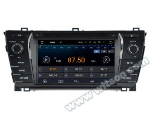Witson Android 5.1 Car DVD GPS for Mercedes-Benz E Class with Chipset 1080P 16g ROM WiFi 3G Internet DVR Support (A5781) pictures & photos