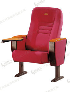 with High Quality Fabric Cover Steel Lecture Hall Chair pictures & photos