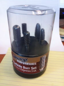 Solid Carbide Burrs Sets pictures & photos