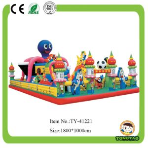 Hot Selling Commercial and Cheap Inflatable Bouncers (TY-41221) pictures & photos