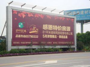 Cheap Price Frontlit PVC Flex Banner for Sale pictures & photos