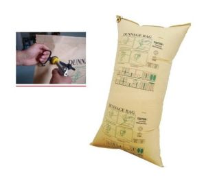 High Quality Kraft Paper Dunnage Bags for Containers 50X100cm pictures & photos