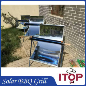 Outdoor Easily Assembled Portable Solar Oven BBQ Grill for Sale (SO-01) pictures & photos