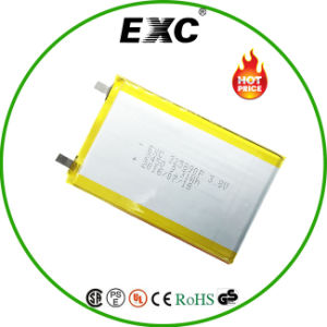 325890p 3.8V2450mAh Lithium Polymer Battery Factory Price pictures & photos