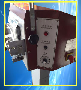 Zhenhu Brand Bilateral Oil Machine Leather Belt, Shoes Accessories Gluing Ink Machine pictures & photos