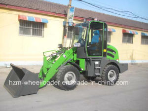 Hzm Jn 910 Euroiii Small Wheel Loader pictures & photos