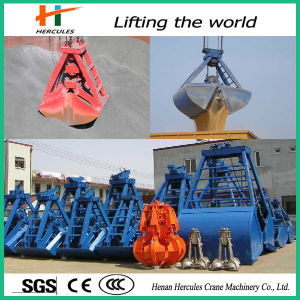 Made Iin China 0.75 Cbm Stone Grab pictures & photos