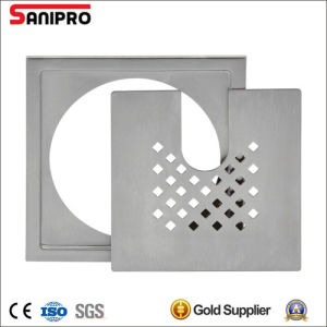 Good Design Floor Drain Stainless Steel Cover pictures & photos