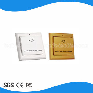 Hotel Energy Saving Key Card Controlled Switch, RFID Card Sensor pictures & photos