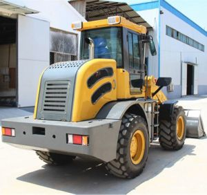 China Fox 910 4WD Hydraulic Shovel Farm Tractor Loader pictures & photos