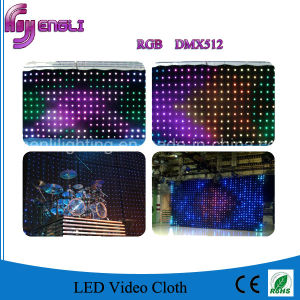 LED Video Clioth with CE & RoHS (HL-052) pictures & photos