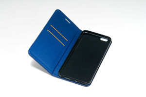 for iPhone 6s Leather Case Wallet Stand Flip