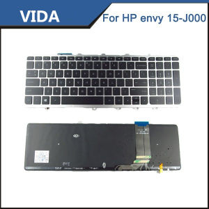 Laptop Keyboard for HP Envy 15-J000/15t-J000 with Backlit Us Layout pictures & photos