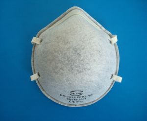 Dust Mask W/Actived Carbon W/O Valve pictures & photos