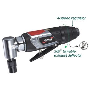 Pneumatic Tool 1/4′′ (6mm) Air Angle Die Grinder pictures & photos
