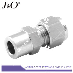 High Pressure 316 Stainless Steel Reducer Pipe Fitting pictures & photos