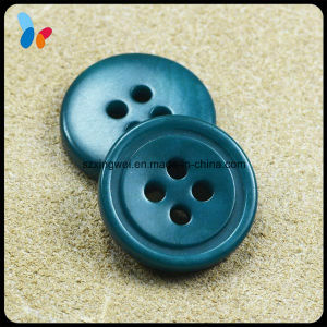 Colored Four Holes Corozo Coconut Shell Button for High-End Garment pictures & photos