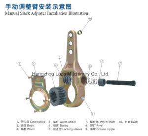 Manual Slack Adjuster with OEM Standard (N1010-L) pictures & photos