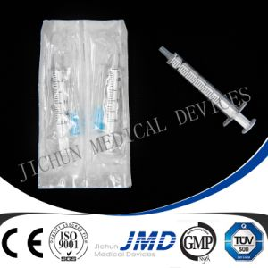 3 Part Disposable Standard Syringe with PE or Blister Packing pictures & photos