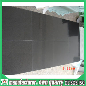 China Bengal Black Granite From Own Quarry pictures & photos
