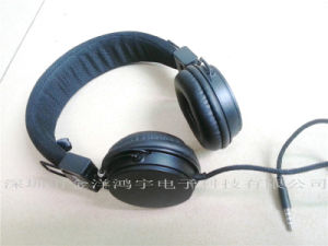 Manufacture Fashion Selling Stereo Music MP3 High Quality Headphone Jy-1037