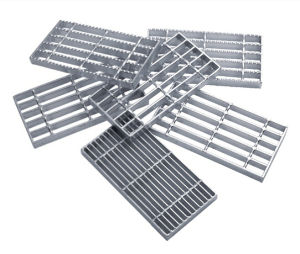 Custom Design and Requirements High Strong Steel Grating pictures & photos