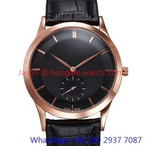 Fashion Inexpensive Stainless Steel Watch, High Waterproof Watch Ja-15114 pictures & photos